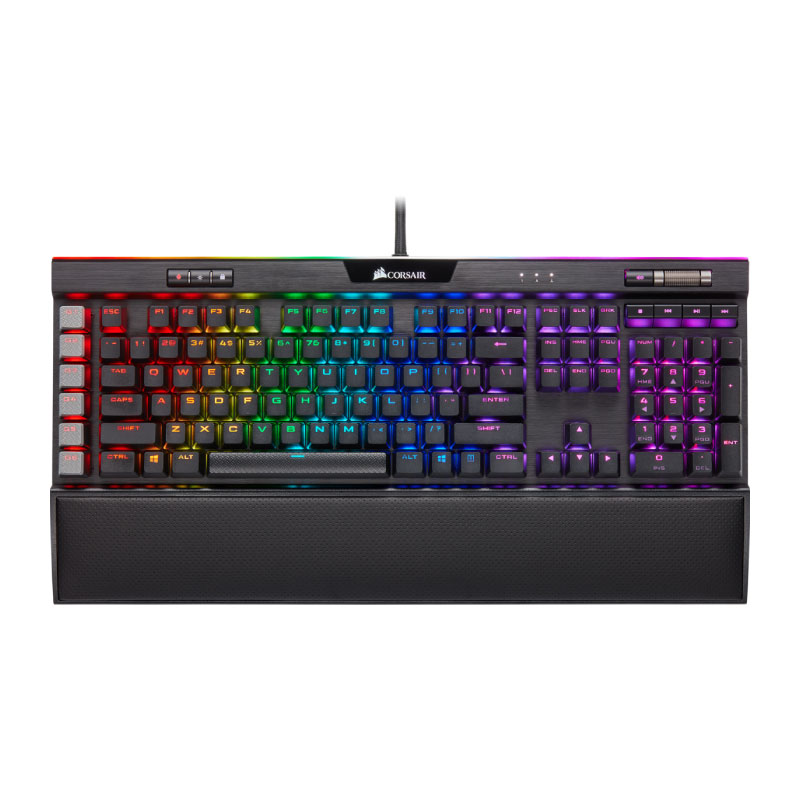 คีย์บอร์ด Corsair K95 RGB Platinum XT Mechanical Gaming Keyboard