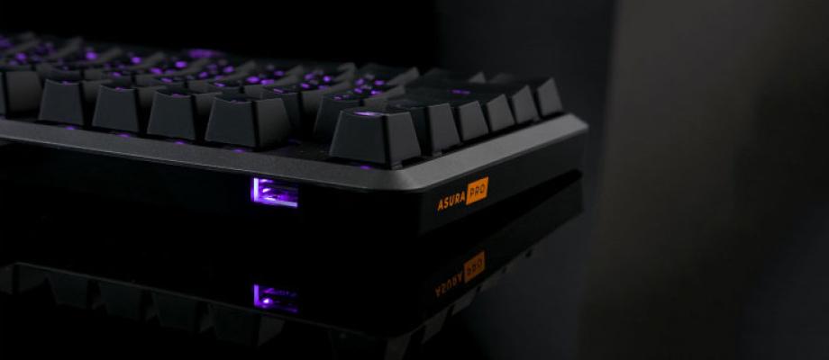 Loga Asura Pro TKL Keyboard