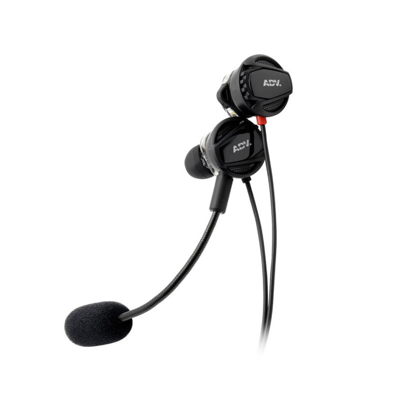 หูฟัง Advanced Nismo JR In-Ear Gaming Headset