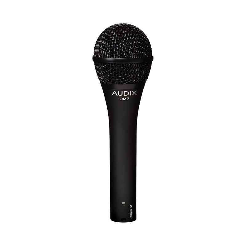 Audix OM7 Trio Dynamic Vocal Microphone