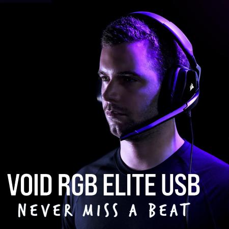 Corsair Void Elite RGB USB รีวิว