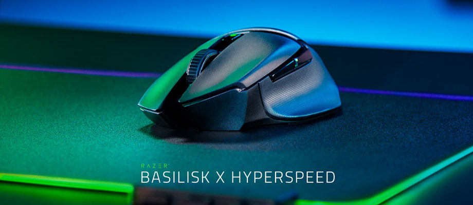 เมาส์ Razer Basilisk X Gaming Mouse