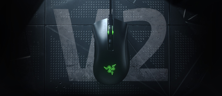 เมาส์ Razer DeathAdder V2 Gaming Mouse