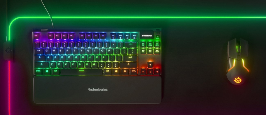 SteelSeries Apex Pro TKL Mechanical Keyboard