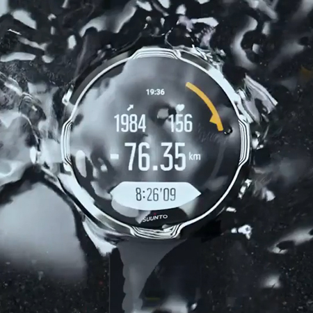Suunto 7 Sport Watch สเปค