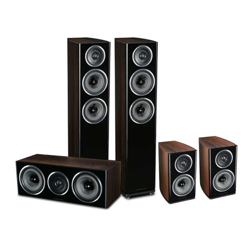 ชุดลำโพง Wharfedale Diamond 11 Series (Diamond 11.3 + 11.1 + 11CS)