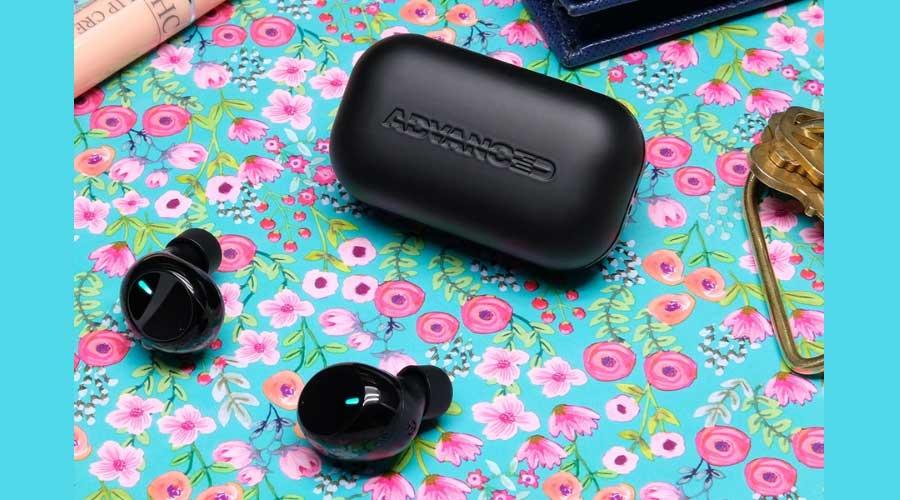 หูฟังไร้สาย Advanced MODEL X+ True Wireless ราคา
