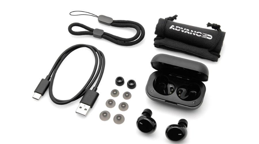 หูฟังไร้สาย Advanced MODEL X+ True Wireless ซื้อ