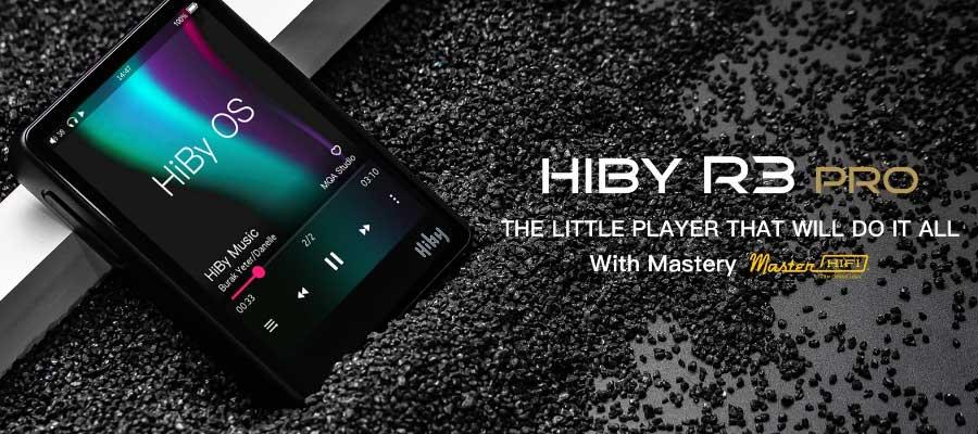 เครื่องเล่นเพลง Hiby R3 PRO ราคา