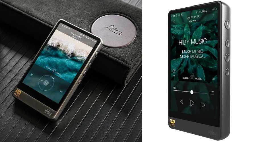 เครื่องเล่นเพลง Hiby R6 Pro คุ้มค่า