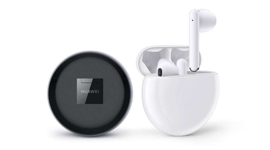 หูฟังไร้สาย Huawei Freebuds 3 True Wireless ราคา