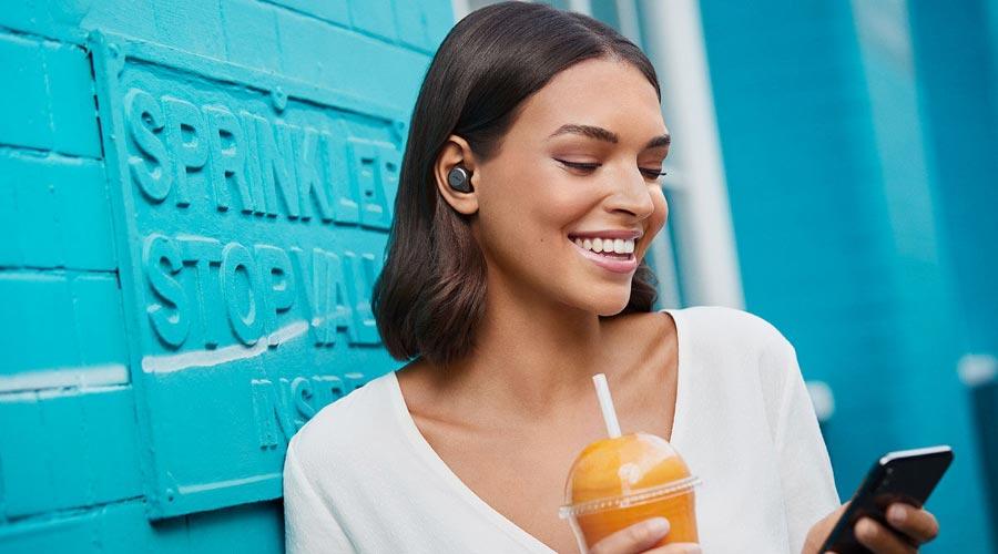 หูฟังไร้สาย Jabra Elite 75t True Wireless ซื้อ