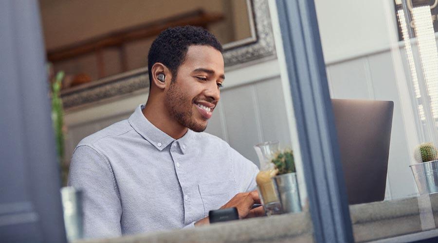 หูฟังไร้สาย Jabra Elite 75t True Wireless ขาย