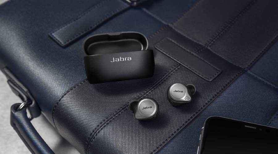 หูฟังไร้สาย Jabra Elite 75t True Wireless คุ้มค่า