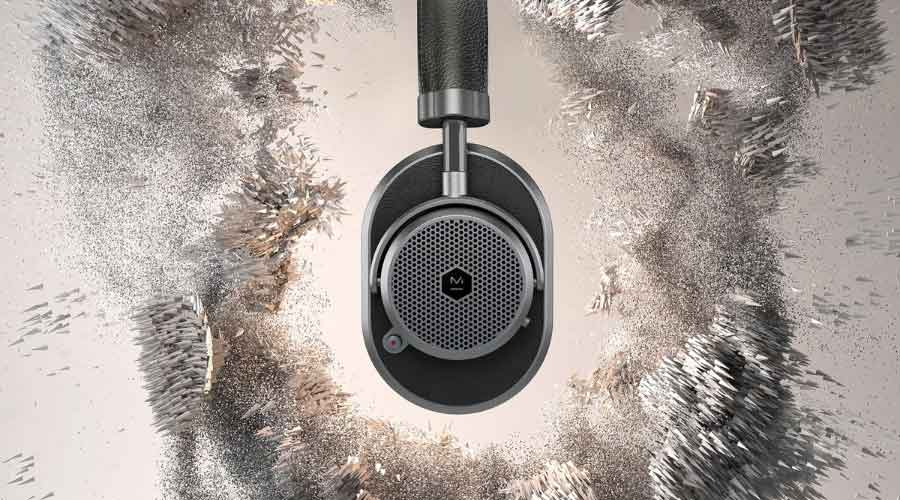 หูฟังไร้สาย Master & Dynamic MW65 ANC Wireless Headphone ขาย