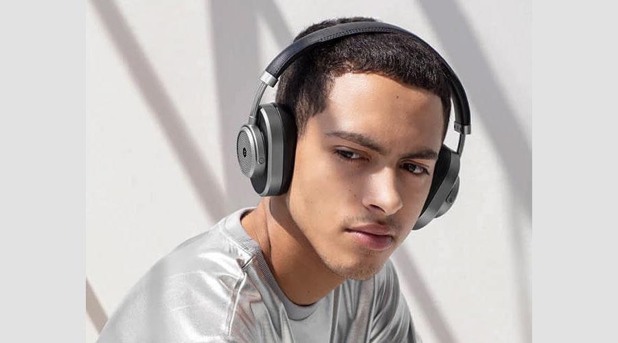 หูฟังไร้สาย Master & Dynamic MW65 ANC Wireless Headphone เสียงดี