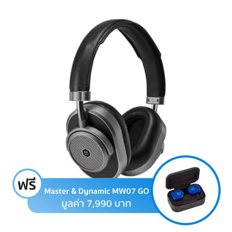 หูฟังไร้สาย Master & Dynamic MW65 ANC Wireless Headphones Halliburton Kit