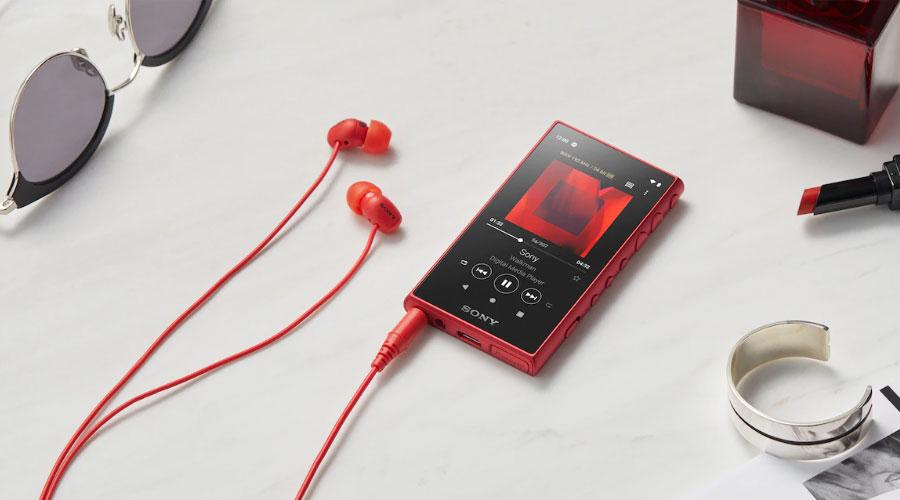 เครื่องเล่นเพลง Sony NW-A106HN ราคา