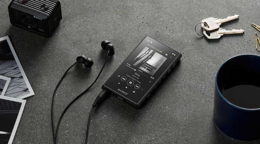 เครื่องเล่นเพลง Sony NW-A106HN ซื้อ