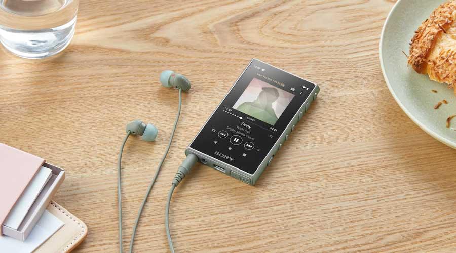 เครื่องเล่นเพลง Sony NW-A106HN ขาย
