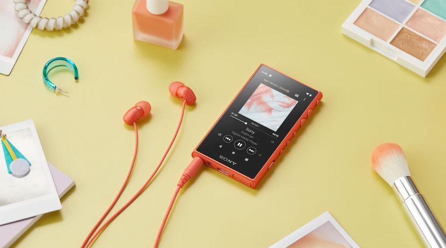 เครื่องเล่นเพลง Sony NW-A106HN เสียงดี