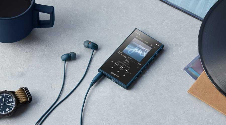 เครื่องเล่นเพลง Sony NW-A106HN คุ้มค่า