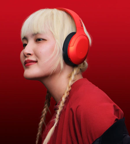 หูฟังไร้สาย Sony WH-H910N Wireless Noise Cancelling Headphone คุ้มค่า