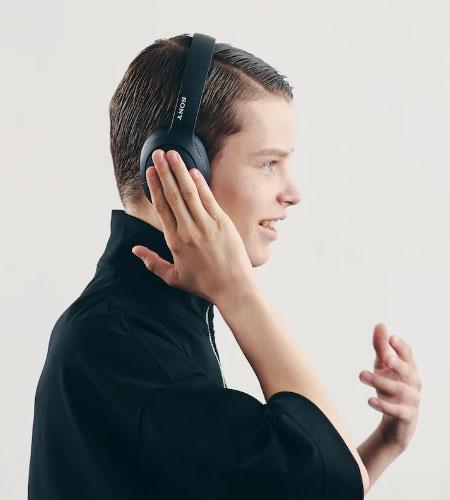 หูฟังไร้สาย Sony WH-H910N Wireless Noise Cancelling Headphone ขายดี
