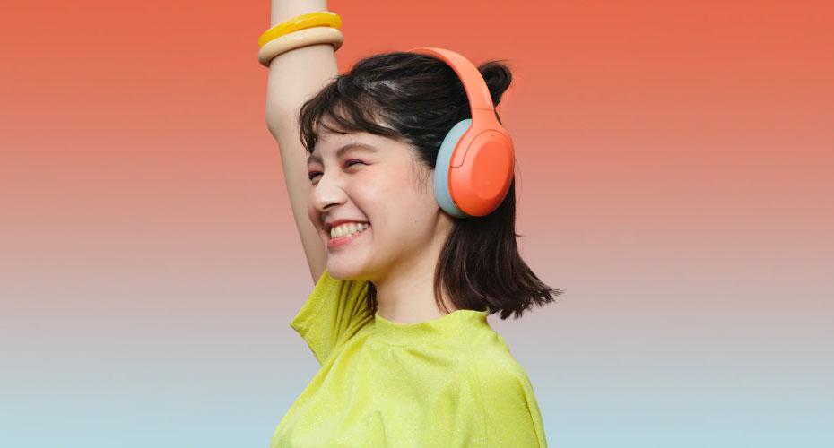 หูฟังไร้สาย Sony WH-H910N Wireless Noise Cancelling Headphone ราคาดี