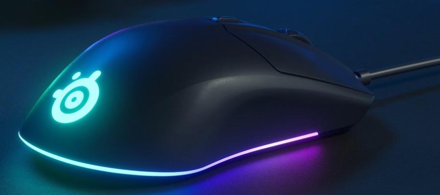 เมาส์ SteelSeries Rival 3 Gaming Mouse รีวิว