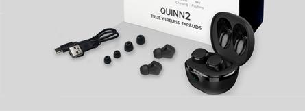 หูฟังไร้สาย Sunday Quinn 2 True Wireless