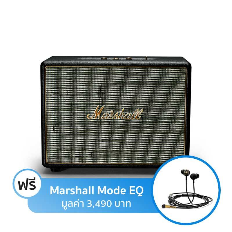ลำโพง Marshall Woburn + Mode EQ Bundle Set (Black)