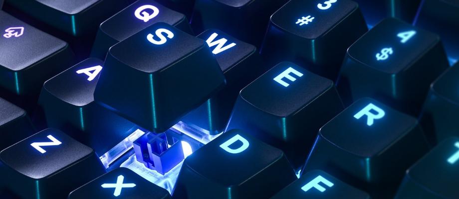 คีย์บอร์ด SteelSeries Apex 5 RGB Mechanical Keyboard