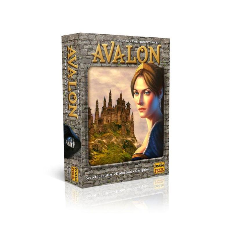 บอร์ดเกม Avalon Board Game