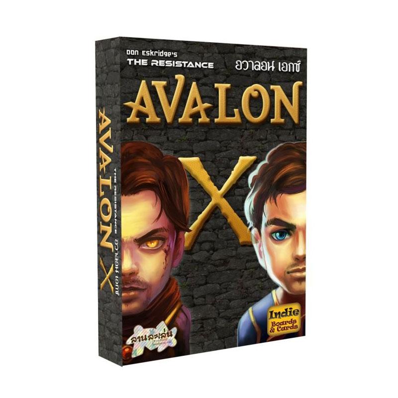 บอร์ดเกม Avalon X Board Game