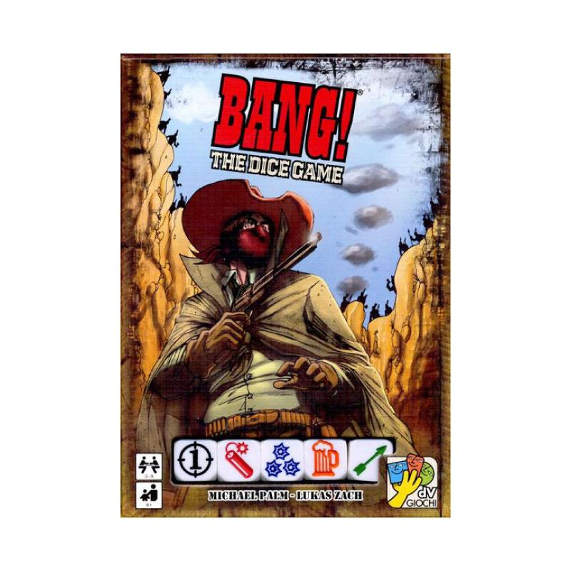 บอร์ดเกม Bang the dice Board Game