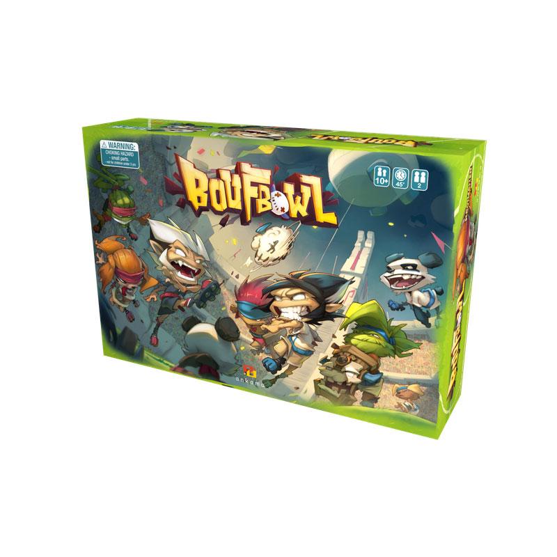 บอร์ดเกม Boufbowl Board Game