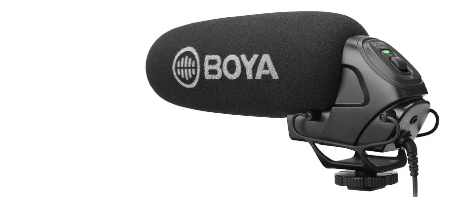 Boya BY-BM3030 Shotgun Microphone ราคา