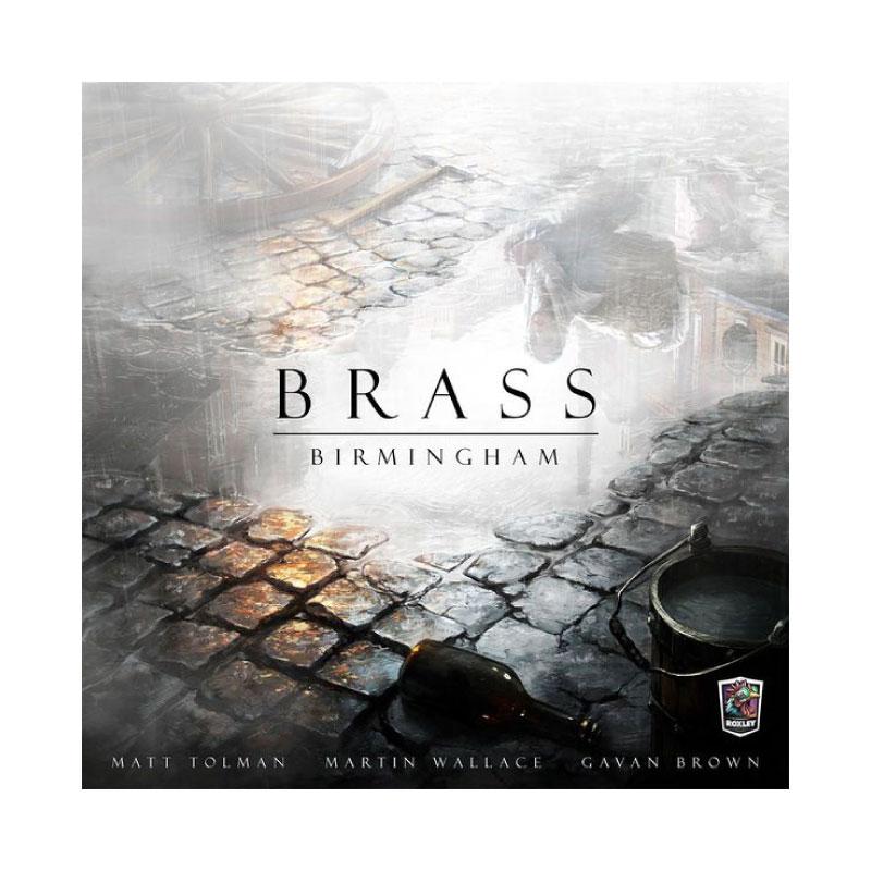 บอร์ดเกม Brass Birmingham Board Game