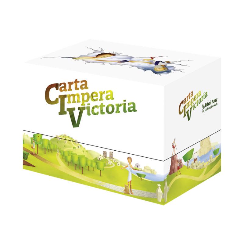 บอร์ดเกม CIV - Carta Impera Board Game