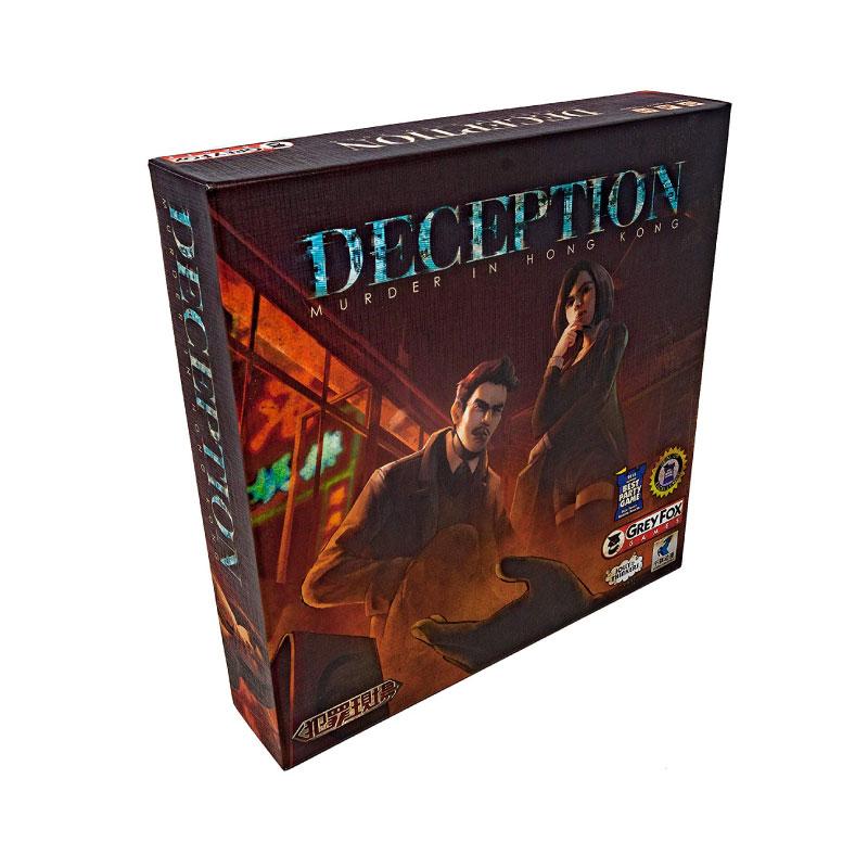 บอร์ดเกม แฟ้มคดีปริศนา CS File Board Game
