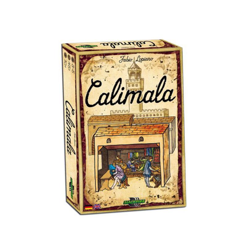 บอร์ดเกม Calimala Board Game