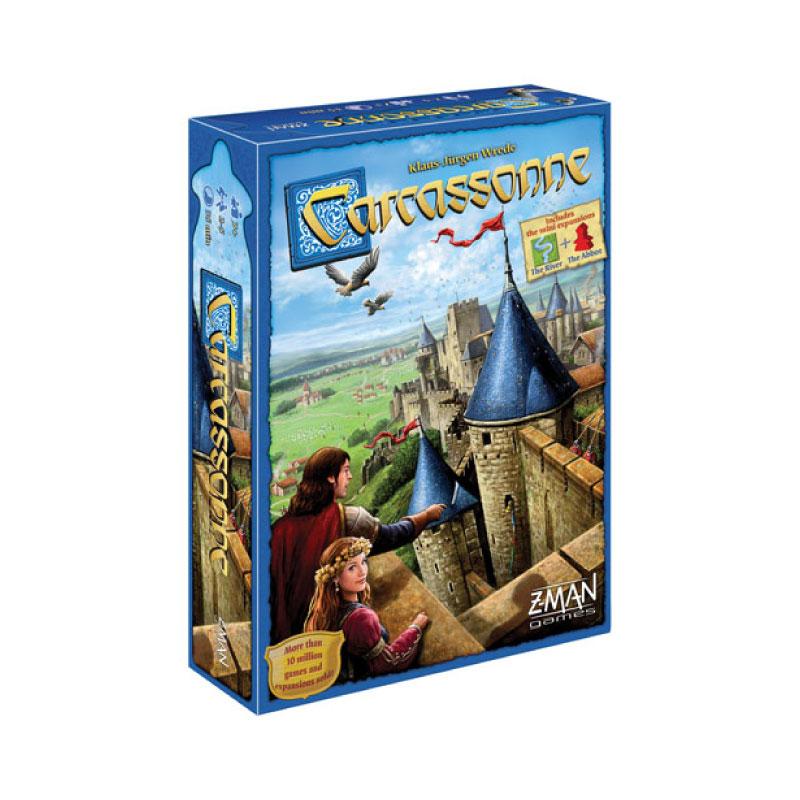บอร์ดเกม Carcassone Board Game