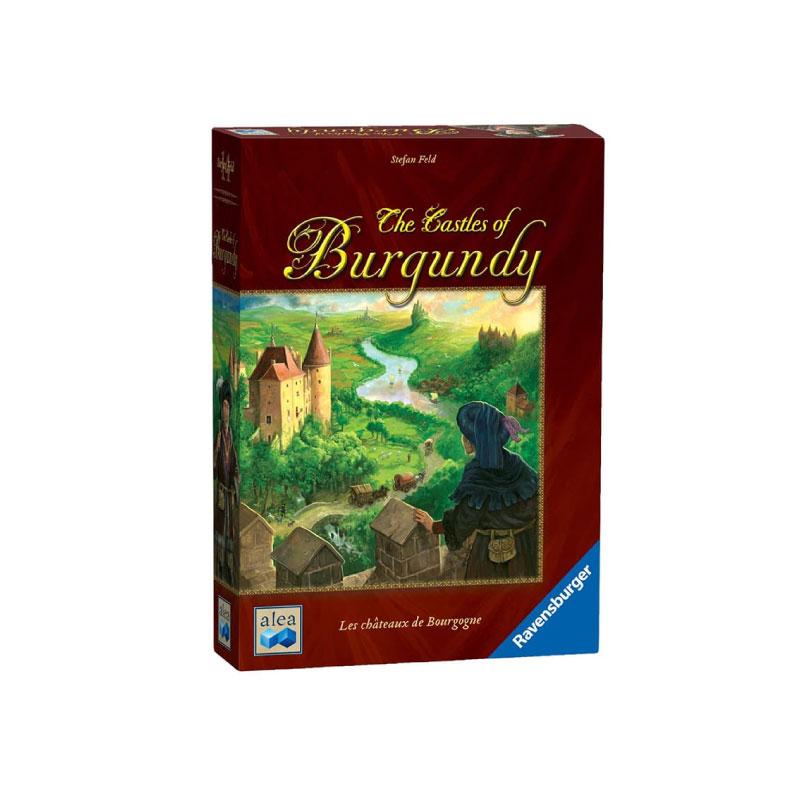บอร์ดเกม Castle of Burgundy Board Game