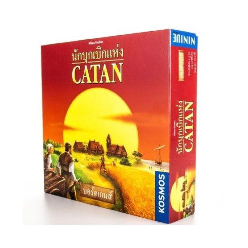 บอร์ดเกม นักบุกเบิกแห่ง Catan Board Game