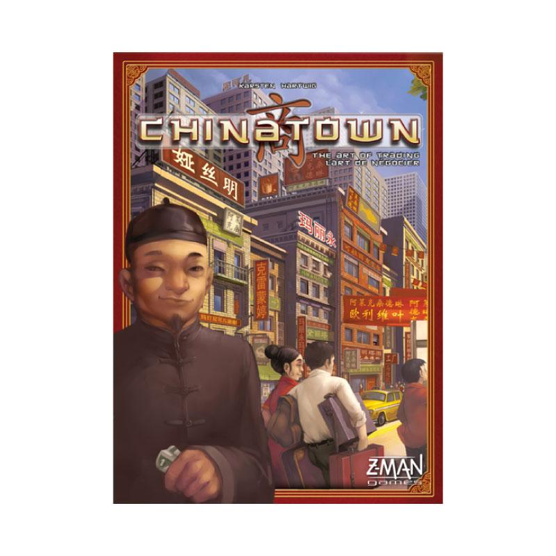 บอร์ดเกม Chinatown Board Game