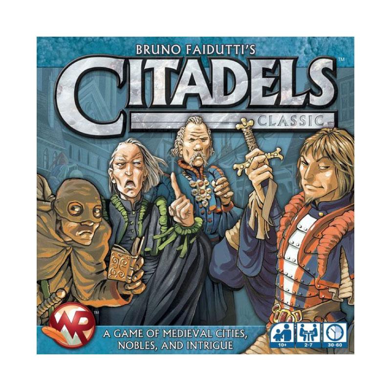 บอร์ดเกม Citadels Classic Board Game