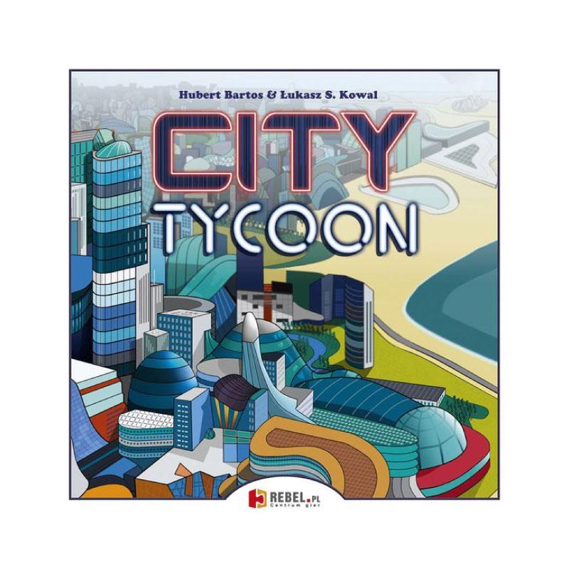 บอร์ดเกม City tycoon Board Game