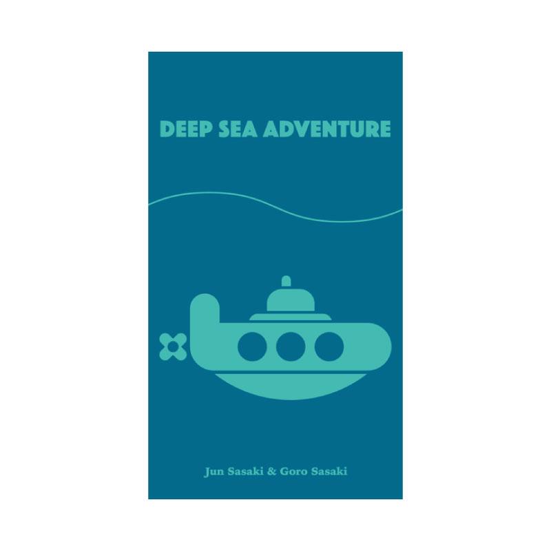 บอร์ดเกม Deep Sea Adventure Board Game