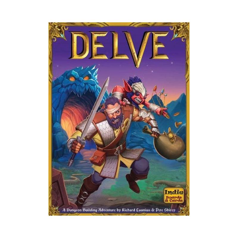 บอร์ดเกม Delve Board Game